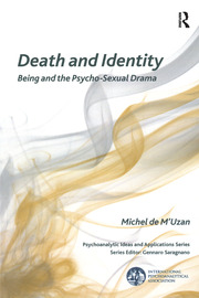 Death and Identity - 1st Edition book cover