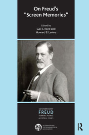 On Freud's Screen Memories - 1st Edition book cover