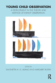 Young Child Observation - 1st Edition book cover