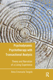 Psychodynamic Psychotherapy with Transactional Analysis - 1st Edition book cover