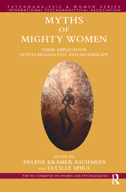 Myths of Mighty Women - 1st Edition book cover