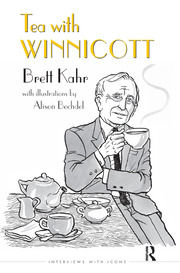 Tea with Winnicott - 1st Edition book cover