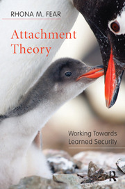 Attachment Theory - 1st Edition book cover