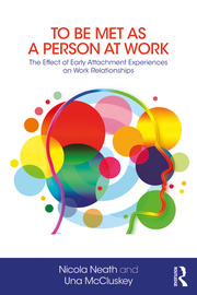 To Be Met as a Person at Work - 1st Edition book cover
