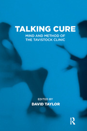 Talking Cure - 1st Edition book cover
