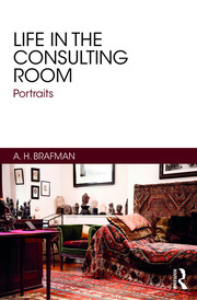 Life in the Consulting Room - 1st Edition book cover