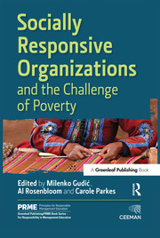 Socially Responsive Organizations & the Challenge of Poverty - 1st Edition book cover