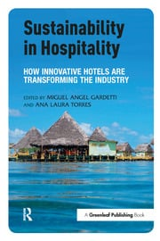 Sustainability in Hospitality - 1st Edition book cover