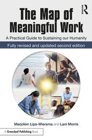 The Map of Meaningful Work (2e) - 2nd Edition book cover