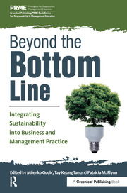Beyond the Bottom Line - 1st Edition book cover