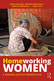 Homeworking Women - 1st Edition book cover