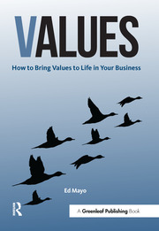 Values - 1st Edition book cover