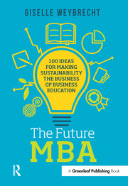 The Future MBA - 1st Edition book cover