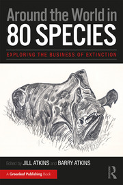 Around the World in 80 Species - 1st Edition book cover