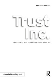 Trust Inc. - 1st Edition book cover