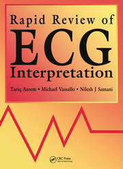 Rapid Review of ECG Interpretation - 1st Edition book cover