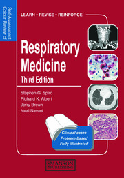 Respiratory Medicine: Self-Assessment Colour Review, Third Edition