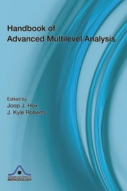 Handbook of Advanced Multilevel Analysis