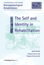 The Self and Identity in Rehabilitation: A Special Issue of Neuropsychological Rehabilitation