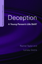 Deception - 1st Edition book cover