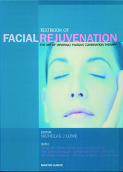 Textbook of Facial Rejuvenation: The Art of Minimally Invasive Combination Therapy