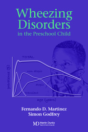 Wheezing Disorders in the Pre-School Child - 1st Edition book cover