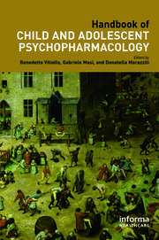Handbook of Child and Adolescent Psychopharmacology
