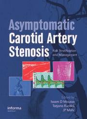 Asymptomatic Carotid Artery Stenosis - 1st Edition book cover