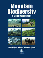 Mountain Biodiversity - 1st Edition book cover