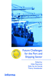 Future Challenges for the Port and Shipping Sector - 1st Edition book cover
