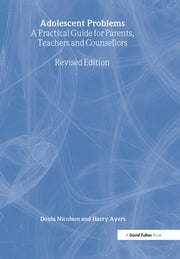 Adolescent Problems - 1st Edition book cover