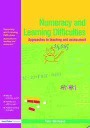 Numeracy and Learning Difficulties - 1st Edition book cover