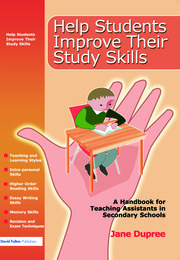 Help Students Improve Their Study Skills - 1st Edition book cover