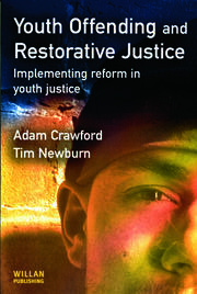 Youth Offending and Restorative Justice - 1st Edition book cover