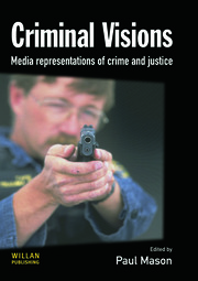 Criminal Visions - 1st Edition book cover
