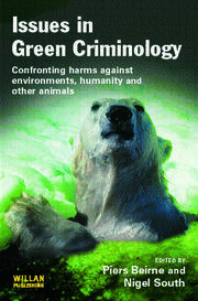 Issues in Green Criminology - 1st Edition book cover