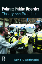 Policing Public Disorder - 1st Edition book cover