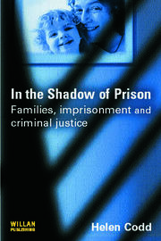 In the Shadow of Prison - 1st Edition book cover