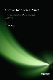 Survival for a Small Planet - 1st Edition book cover