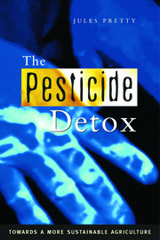 The Pesticide Detox - 1st Edition book cover