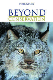 Beyond Conservation - 1st Edition book cover
