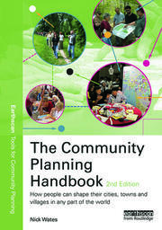 The Community Planning Handbook : How People Can Shape Their Cities, Towns and Villages in Any Part of the World - 2nd Edition book cover
