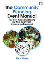 The Community Planning Event Manual - 1st Edition book cover