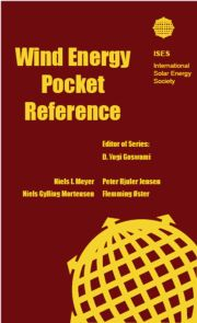 Wind Energy Pocket Reference - 1st Edition book cover