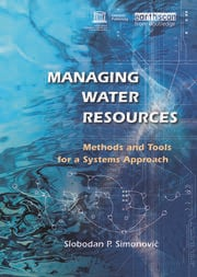 Managing Water Resources - 1st Edition book cover