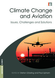 Climate Change and Aviation - 1st Edition book cover