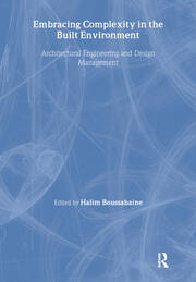 Embracing Complexity in the Built Environment - 1st Edition book cover