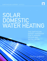 Solar Domestic Water Heating - 1st Edition book cover
