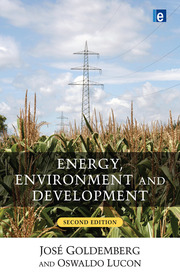 Energy, Environment and Development - 2nd Edition book cover