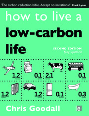 How to Live a Low-Carbon Life - 2nd Edition book cover